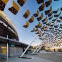 New Perth Optus Stadium Community Arbour Walk (2018)