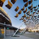 New Perth Optus Stadium Community Arbour Walk (2018)